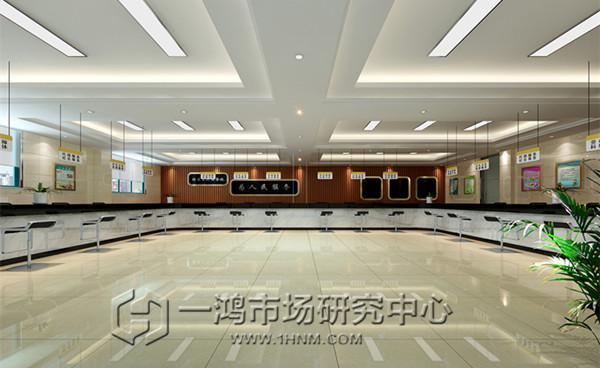 杭州晶都农贸市场摊位效果图